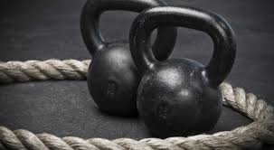kettlebells for fitness bootcamp
